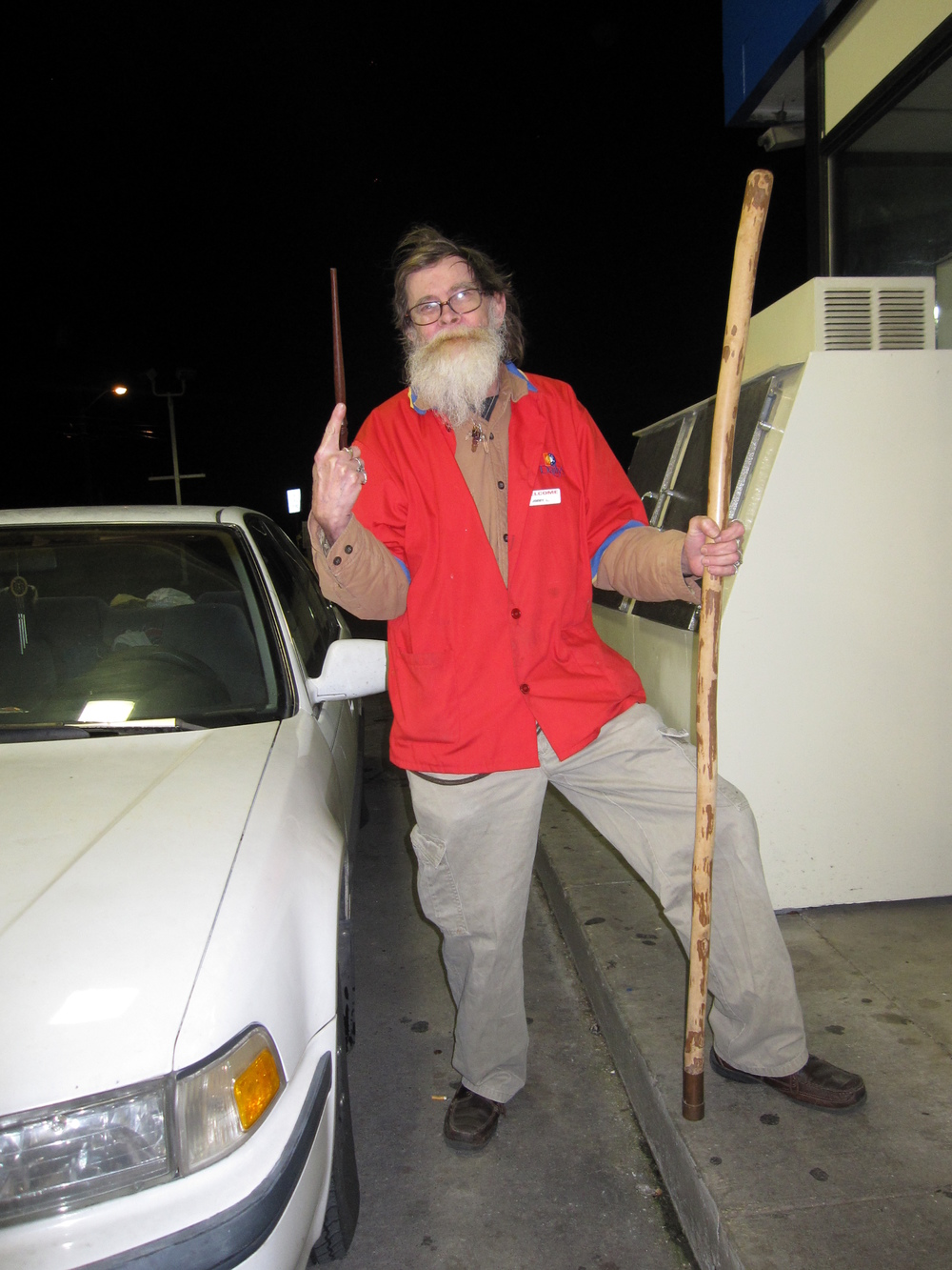 GAS STATION WIZARD