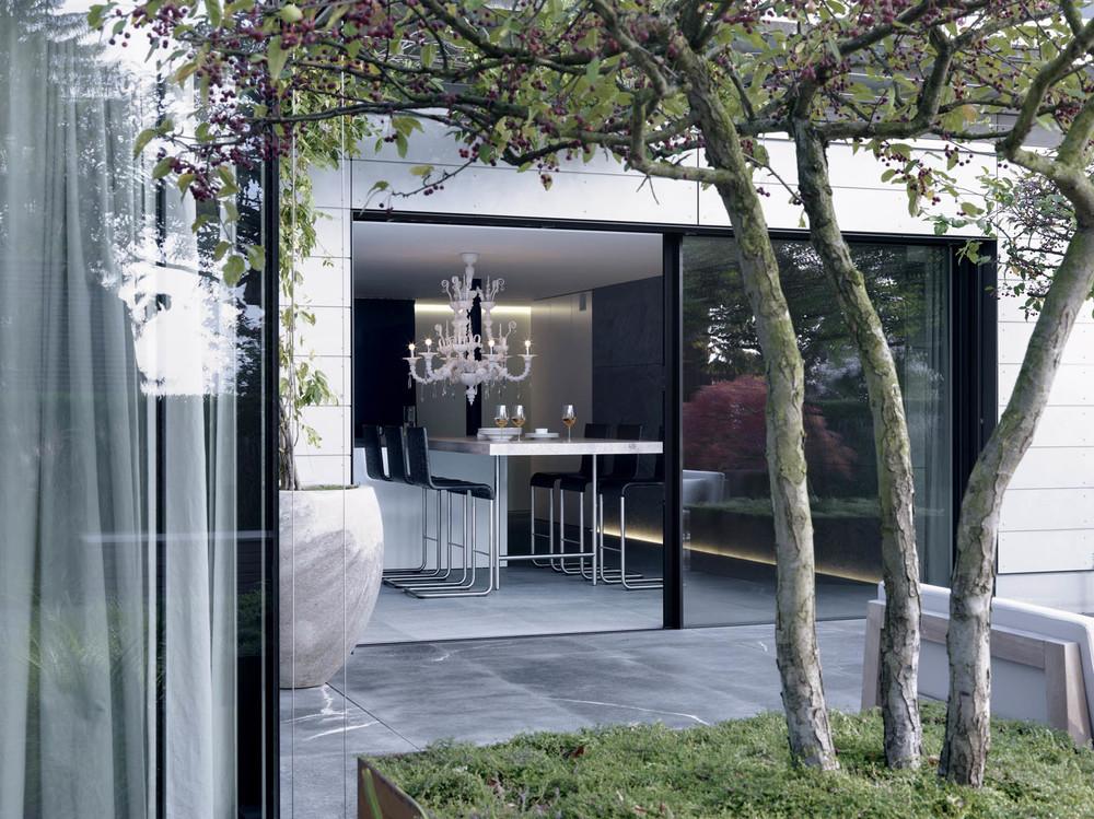 Der Boden aus Naturstein kann sowohl im Innen- als auch im Aussenbereich eingesetzt werden.