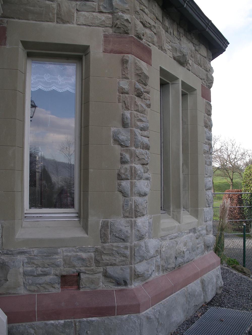 Sanierung Pförtnerhaus