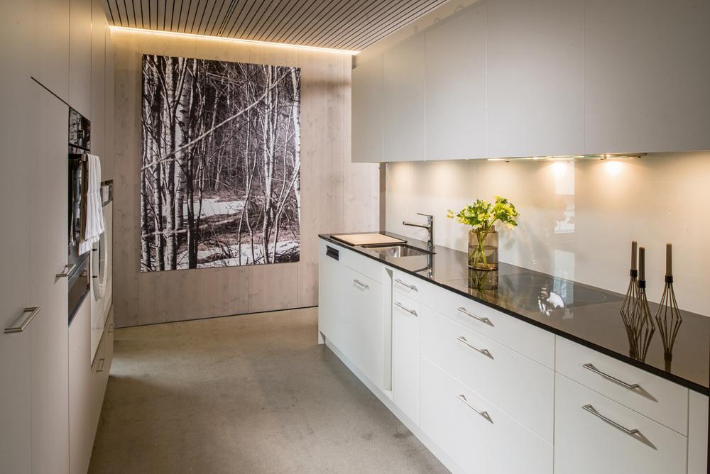 Küchenabdeckung aus Naturstein