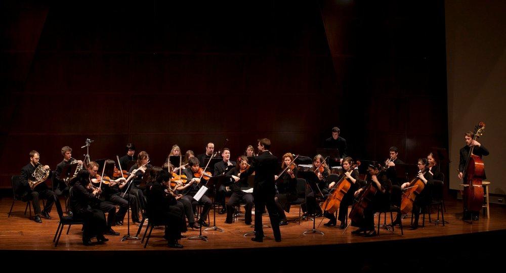 Nordstrom Recital Hall, January 15, 2011