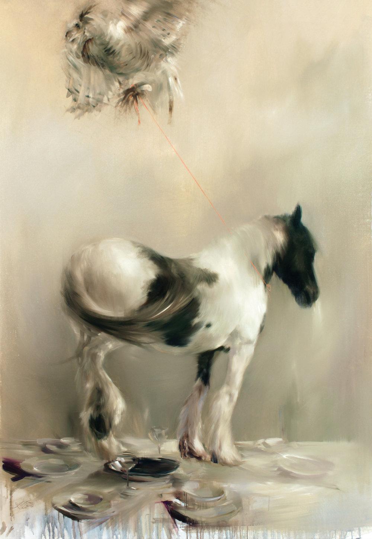 The Traces of Saint Bavo's Decoy and the Pony Hubert Sarah McRae Morton
