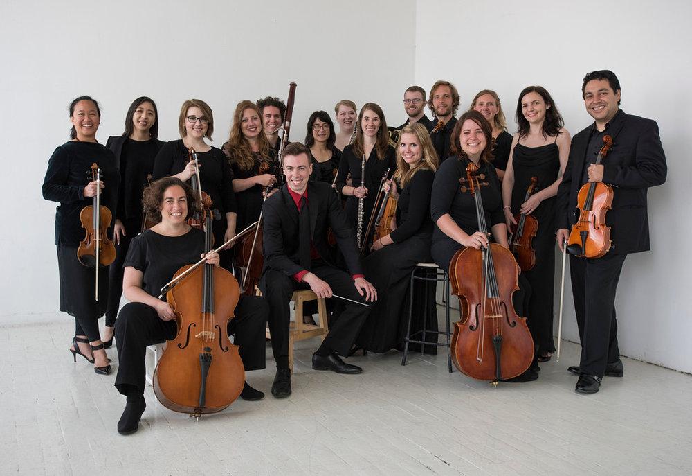 Seattle Metropolitan Chamber Orchestra