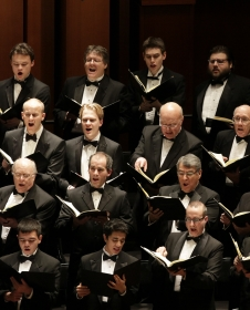 Seattle Symphony Chorale Credit: Larey McDaniel