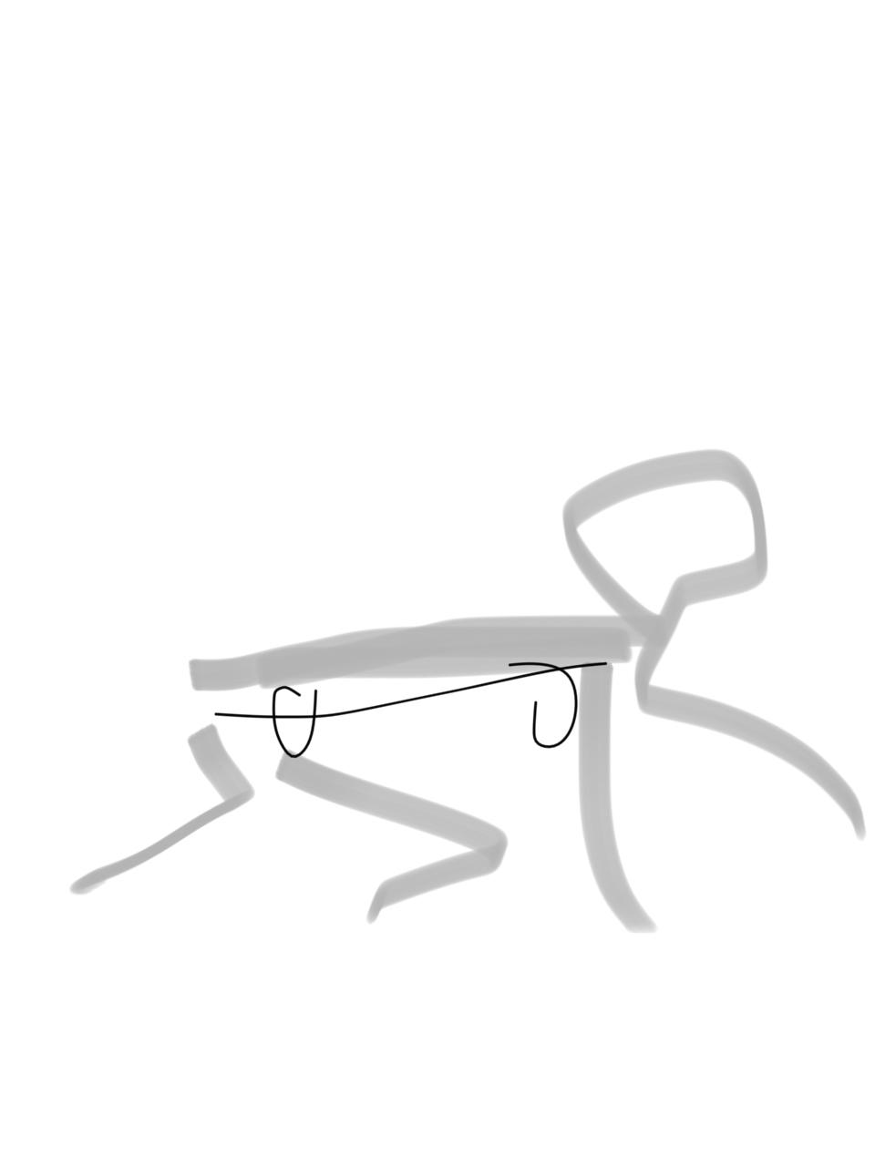 Initial concept sketch for SFTB#9
