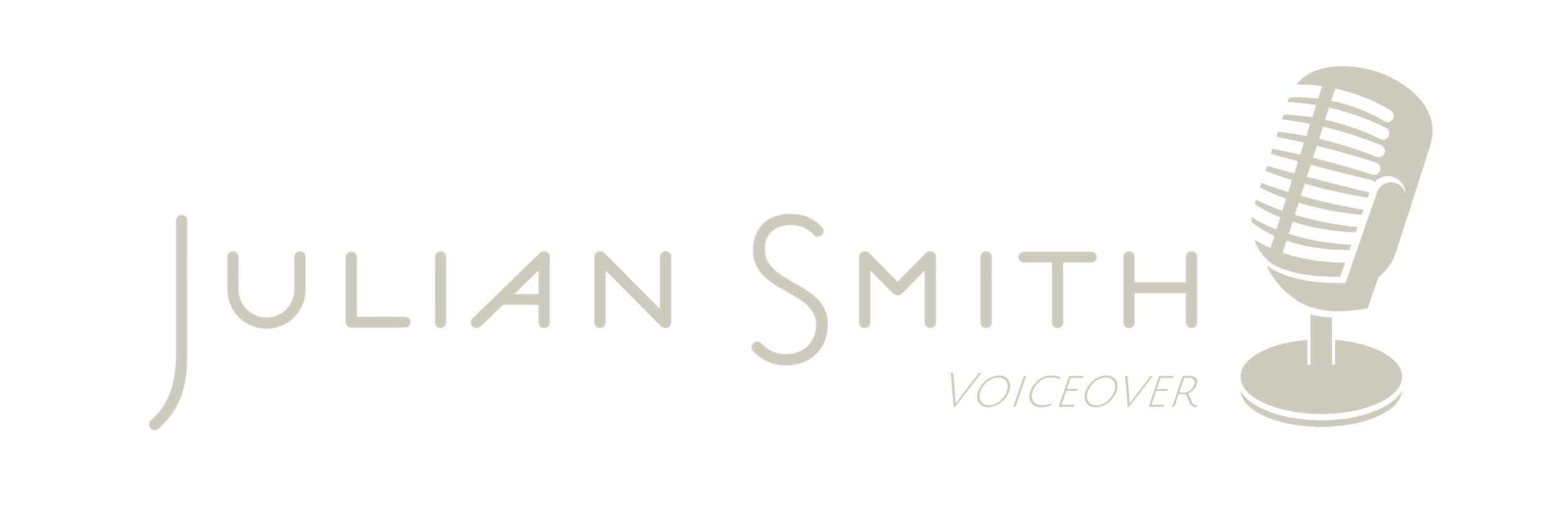JULIAN SMITH VOICEOVER