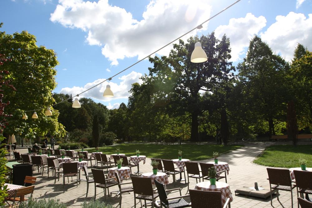 Restaurant Schoenbrunn | Volkspark Friedrichshain, Berlin