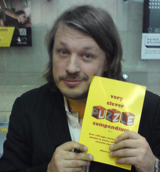 Celebrity endorsement - comedian Richard Herring