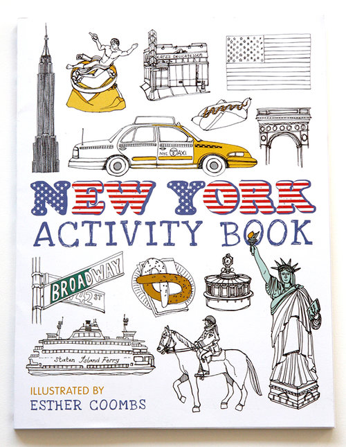 Nyc Cover Book For Web