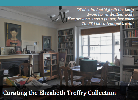 Curating the Elizabeth Treffry Collection