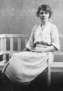 Violetta Thurstan (1879-1978)