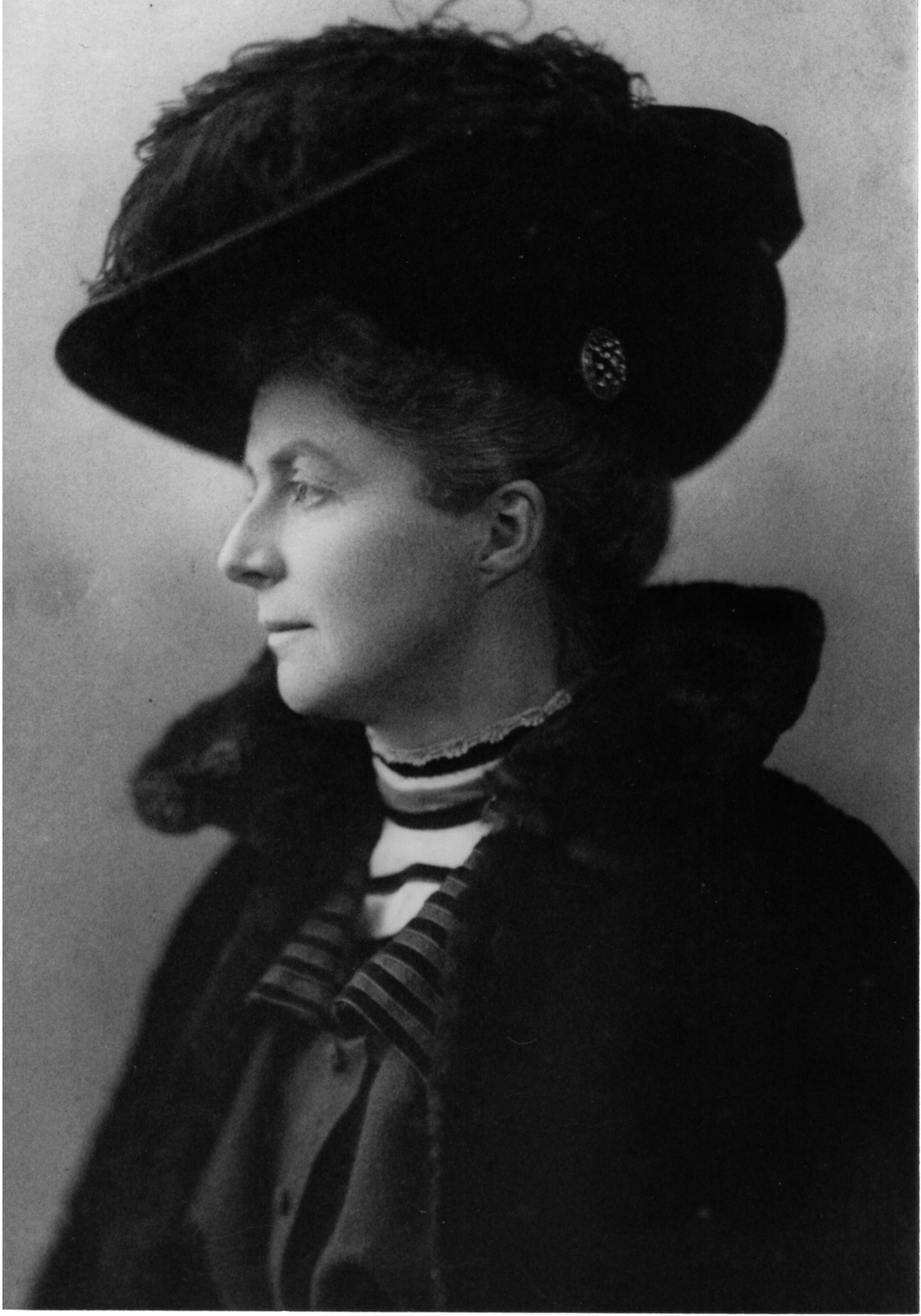 Human rights campaigner Emily Hobhouse (Liskeard Museum)