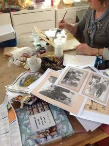Inspired by Cornish women's history (credit: Diane Cox)