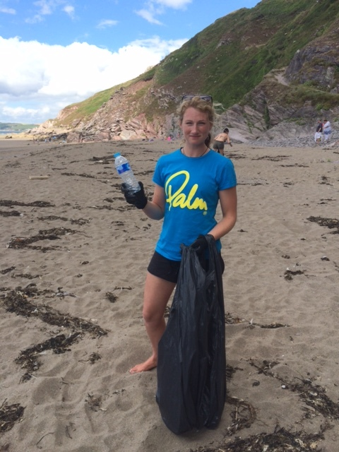 Cal Major, Ocean Plastics Campaigner, Paddleboarder & Vet