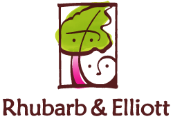 Rhubarb and Elliott