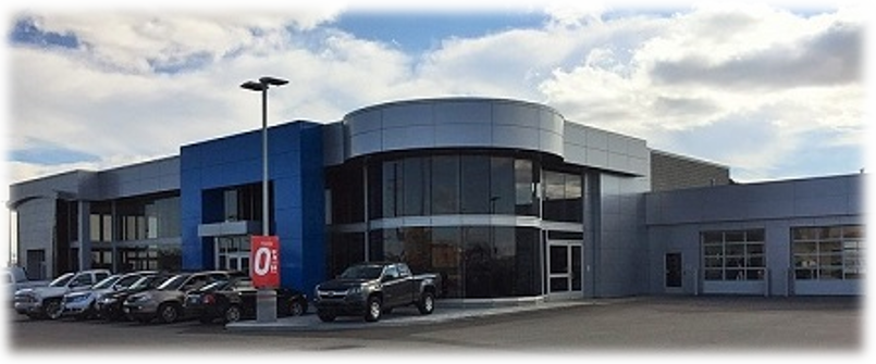 Come See Me At Our New Dealership on the hill. I am now at the corner of Upper Centennial and Rymal