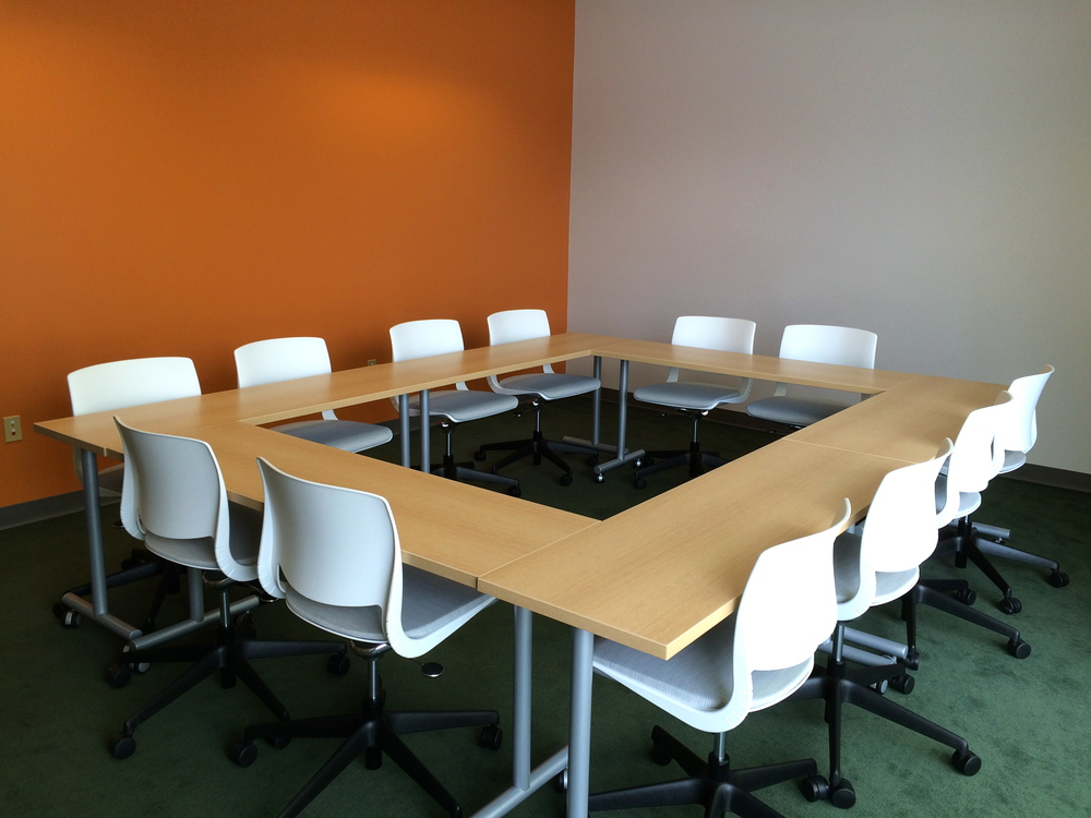 Square Board Room