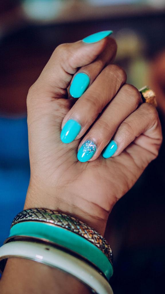 Nails by Impress Manicure.