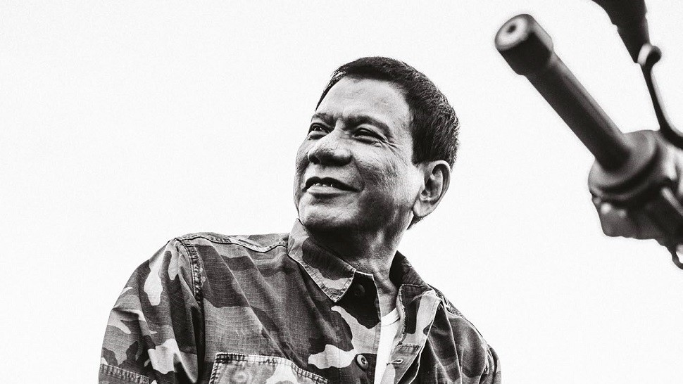 President Rodrigo Duterte / Photo from Esquire Philippines