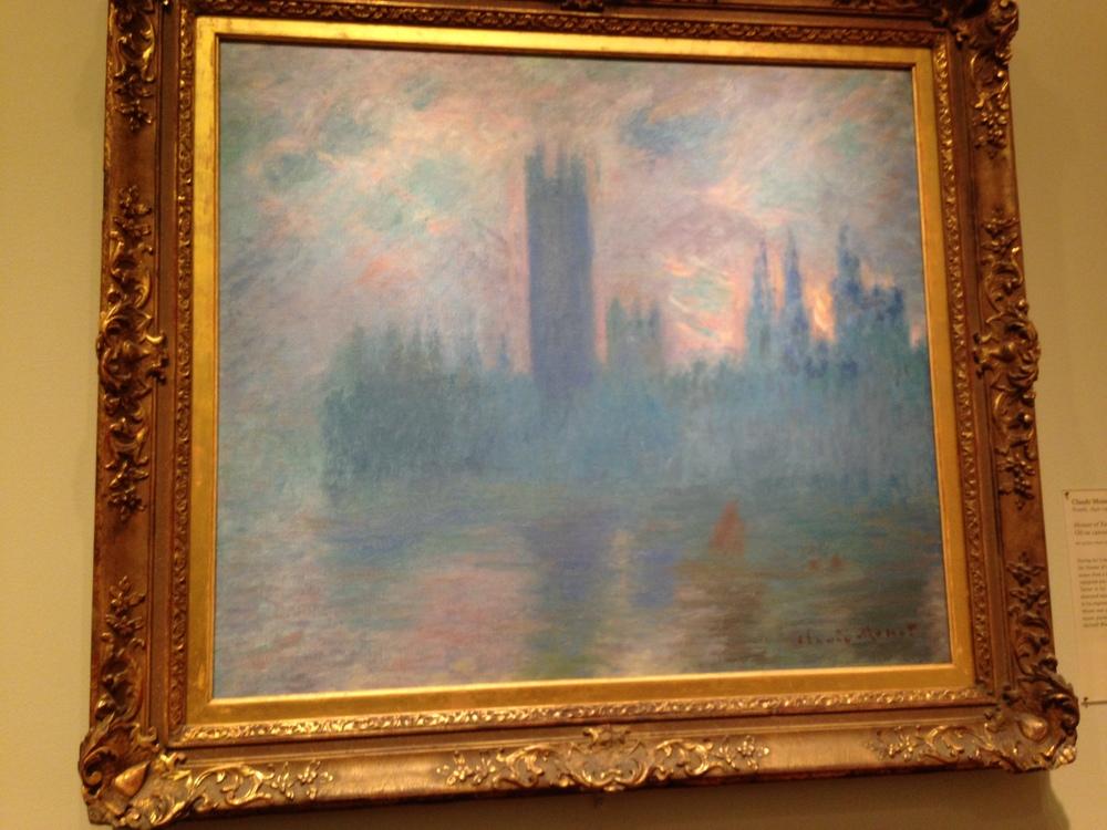Monet. Love.