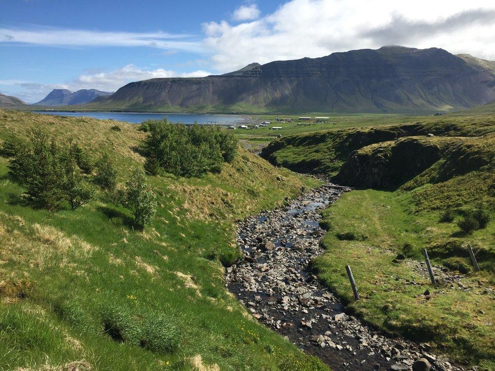 Grundarfjörður Campsite
