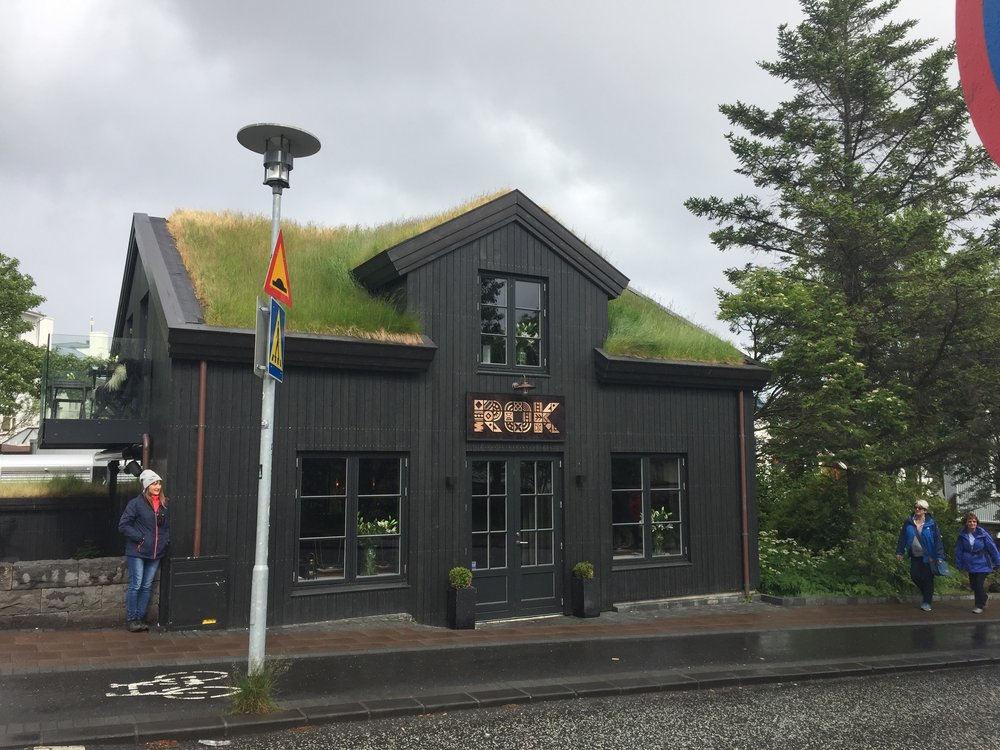 In Reykjavik