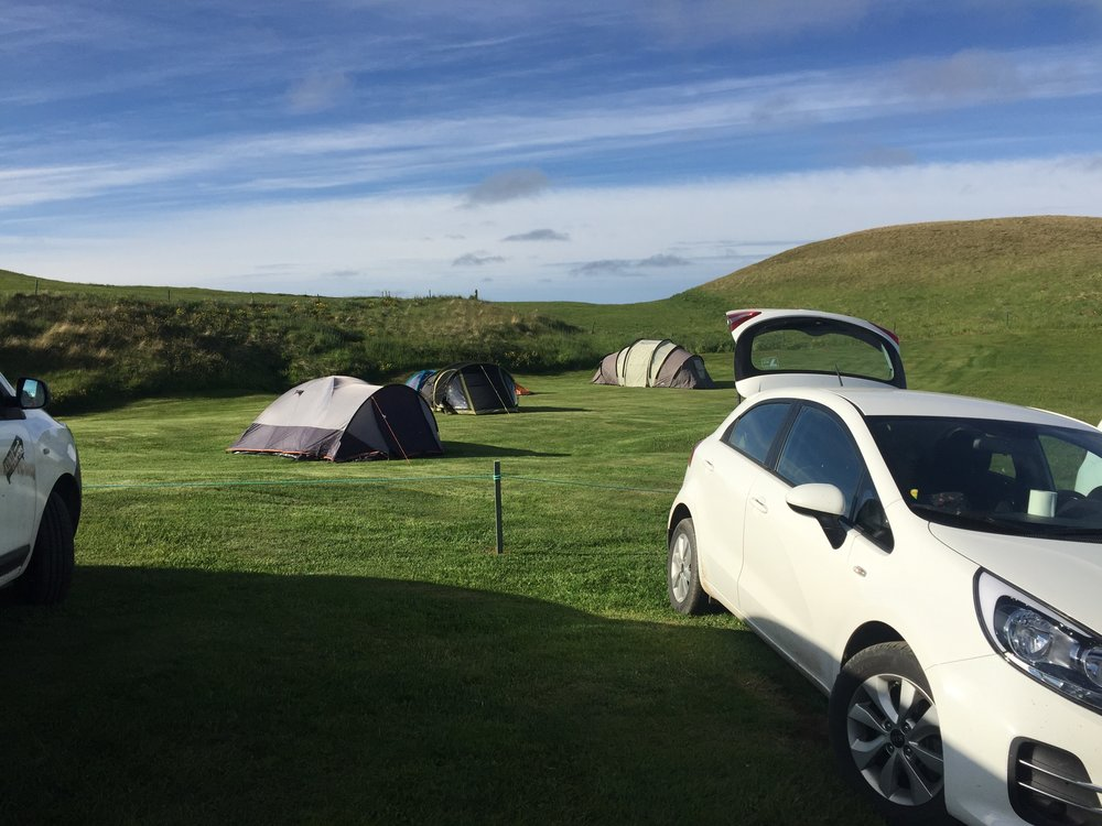 Bjarg Campsite, or Camping Myvatn