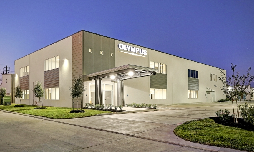 Olympus Americas 25,000 SF Build-to-Suit