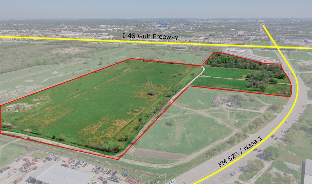 Odyssey  - 1400 W. Nasa 1 Webster, TX28 Acre Business ParkSale, Lease & Build-to-Suit