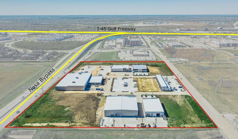 Magnolia Court - 901 Magnolia Ave Webster, TX11 Acre Business ParkSale, Lease & Build-to-Suit