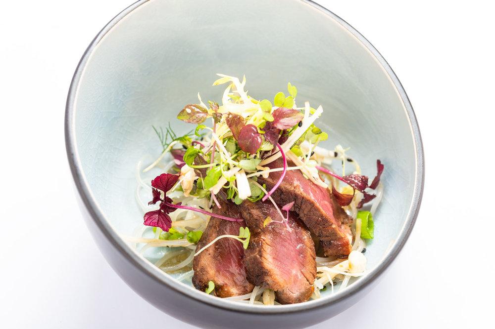 Thai beef salad, Belfurn Angus - Beef (?)
