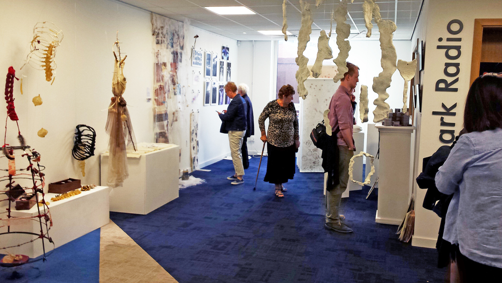 Exeter College, Devon Fine Art Summer Show