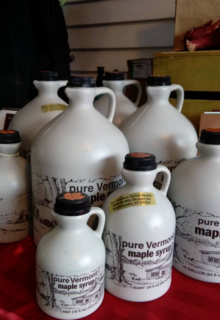 Maple Syrup - Tyrrell Family Maple Syrup, 2017 Harvest