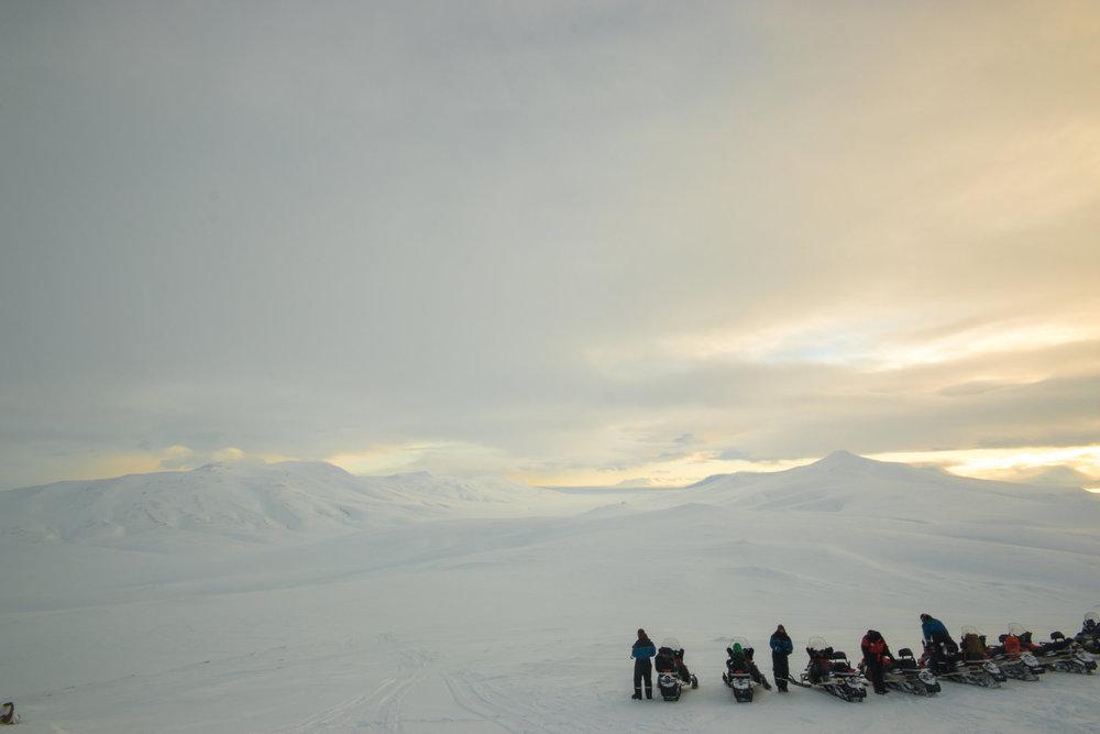 Lofoten & Svalbard