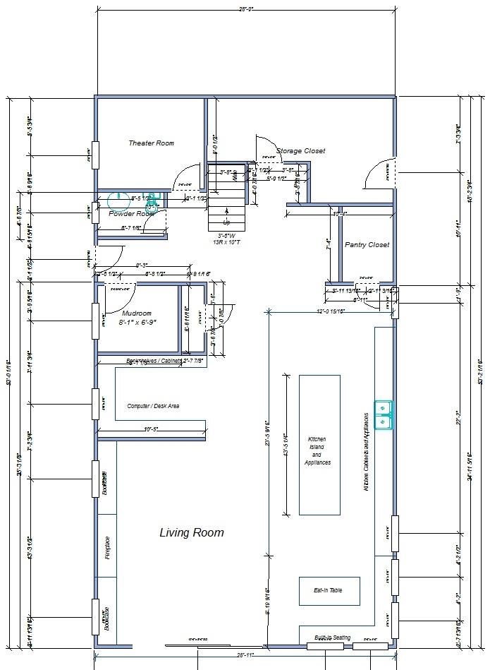 new street floor plans 1st floor kitchen and bath design.jpg