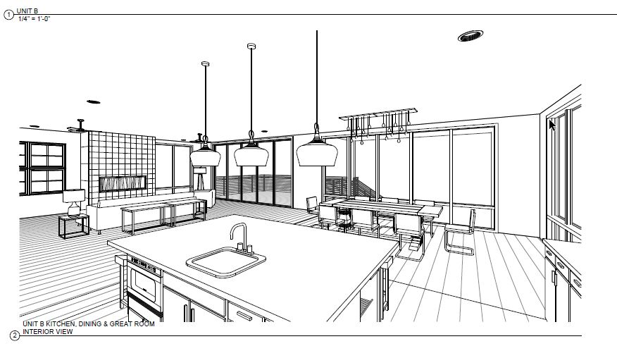 River Side bottom condo - Unit B Kitchen Elevation.jpg