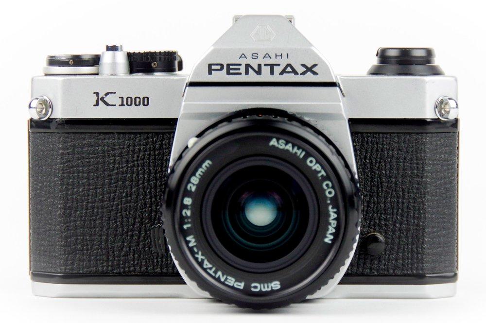 Pentax K1000 Film Camera