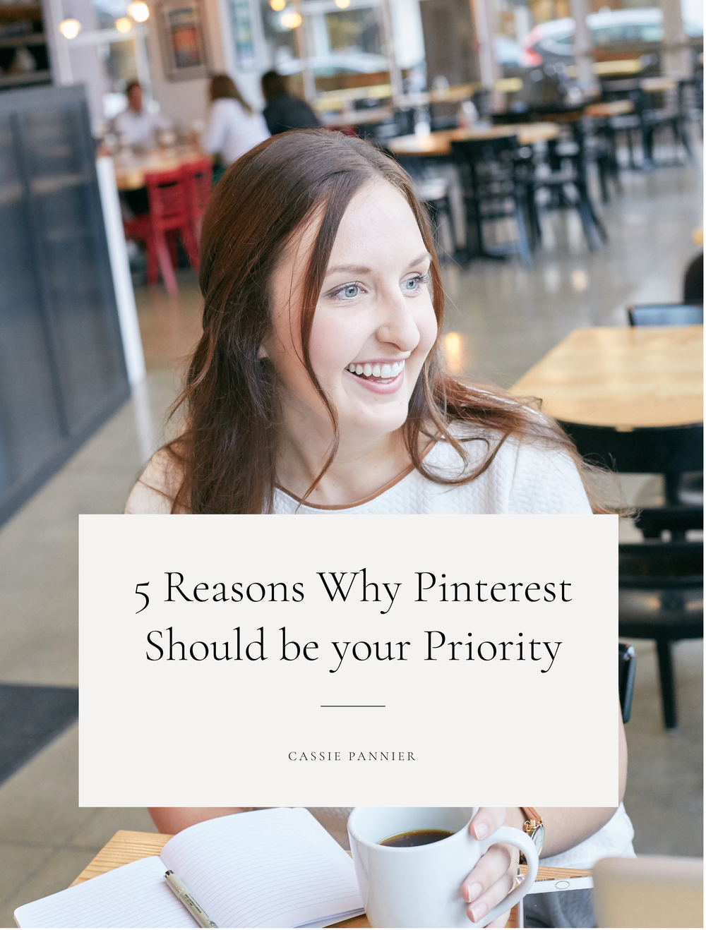 5 Reasons Why Pinterest Should Be Your Priority