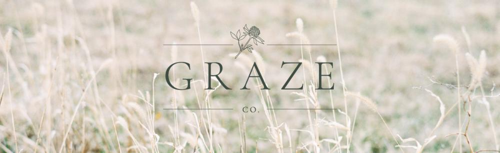 Graze Company Sustainable Farm Branding