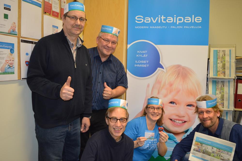 Pekka Ässämäki, Kari Kotirinta, Jarmo Peltonen, Kirsi Rasila ja Timo Mikkola (2).JPG
