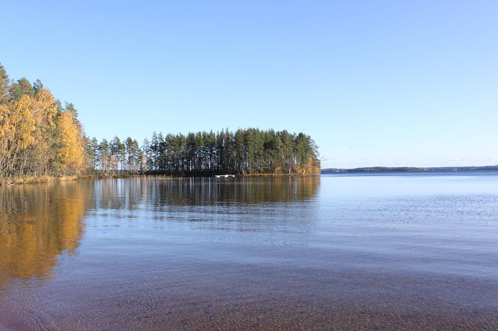 Suomensalo island
