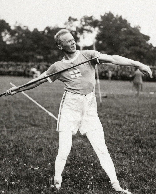Jonni Myyrä v. 1920