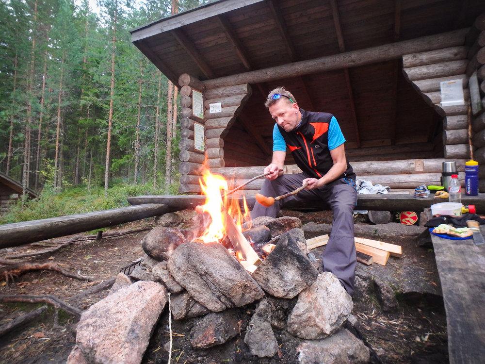 Шатер Онкилампи (Onkilampi)