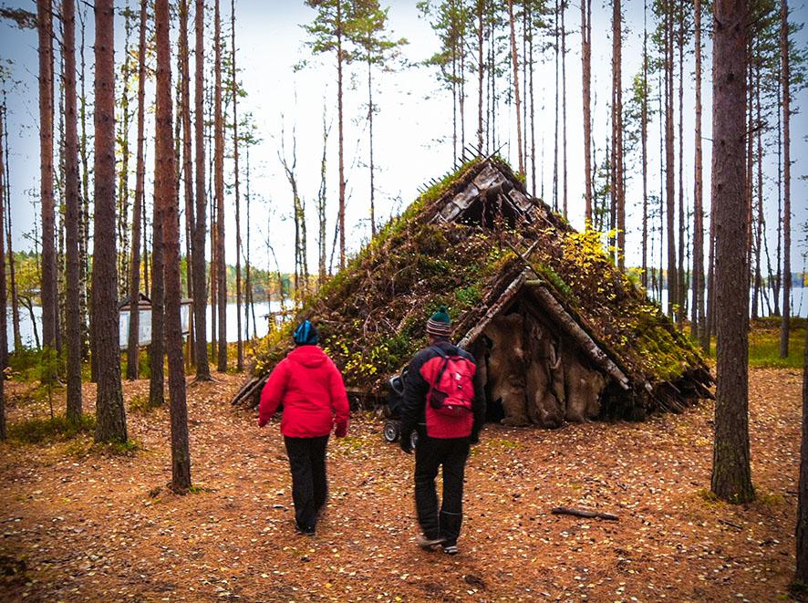Rovastinoja prehistoric dwelling