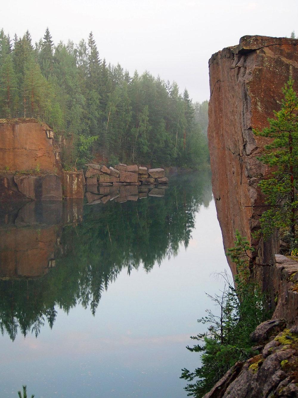 Old Takomäki quarry