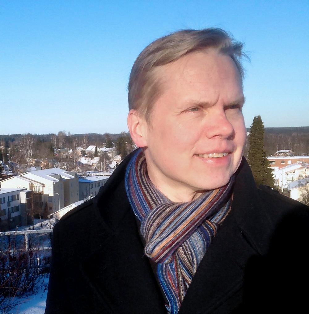 Киммо Кайнулайнен  Мэр (от 1.4.2017)