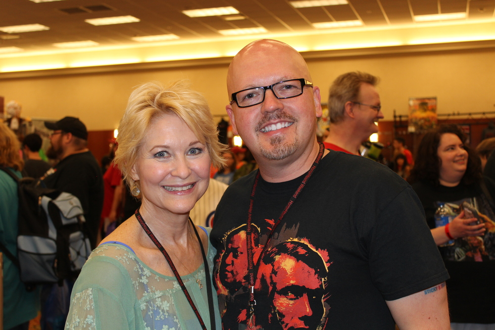 Dee Wallace (Mrs. Strode)
