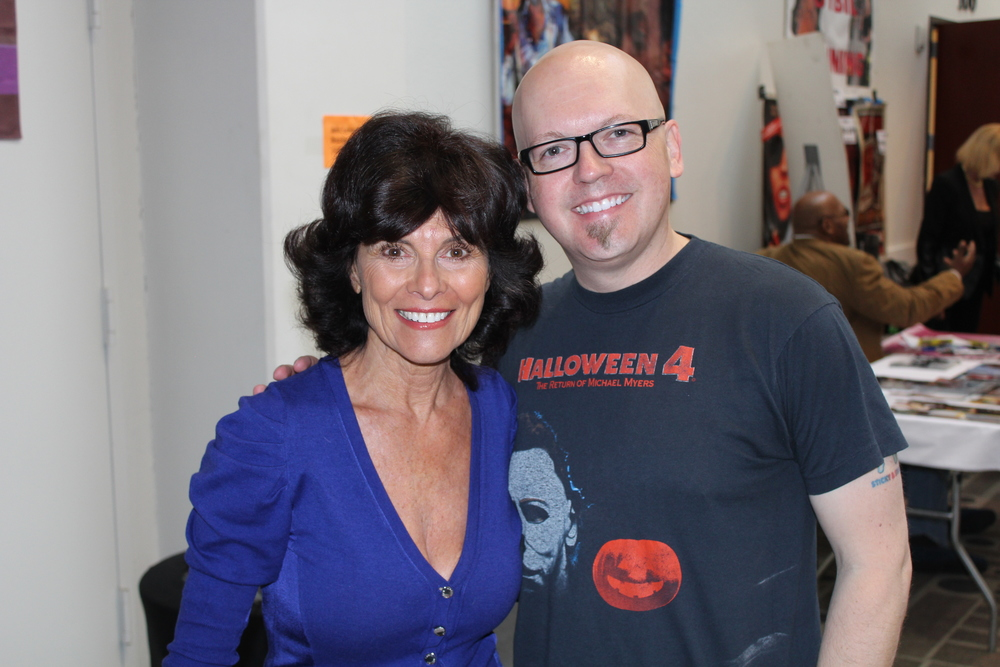 Adrienne Barbeau (Adoption Agency employee)