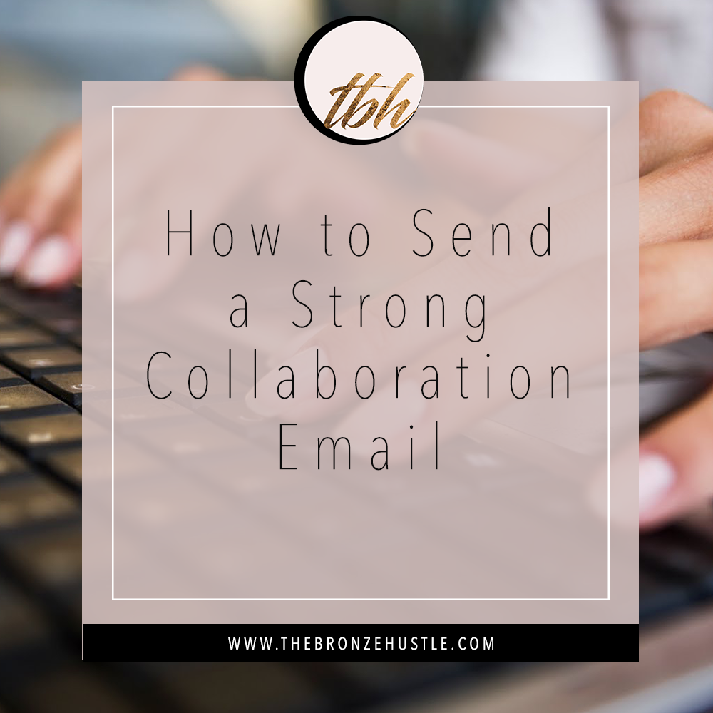 how to send a strong collaboration email
