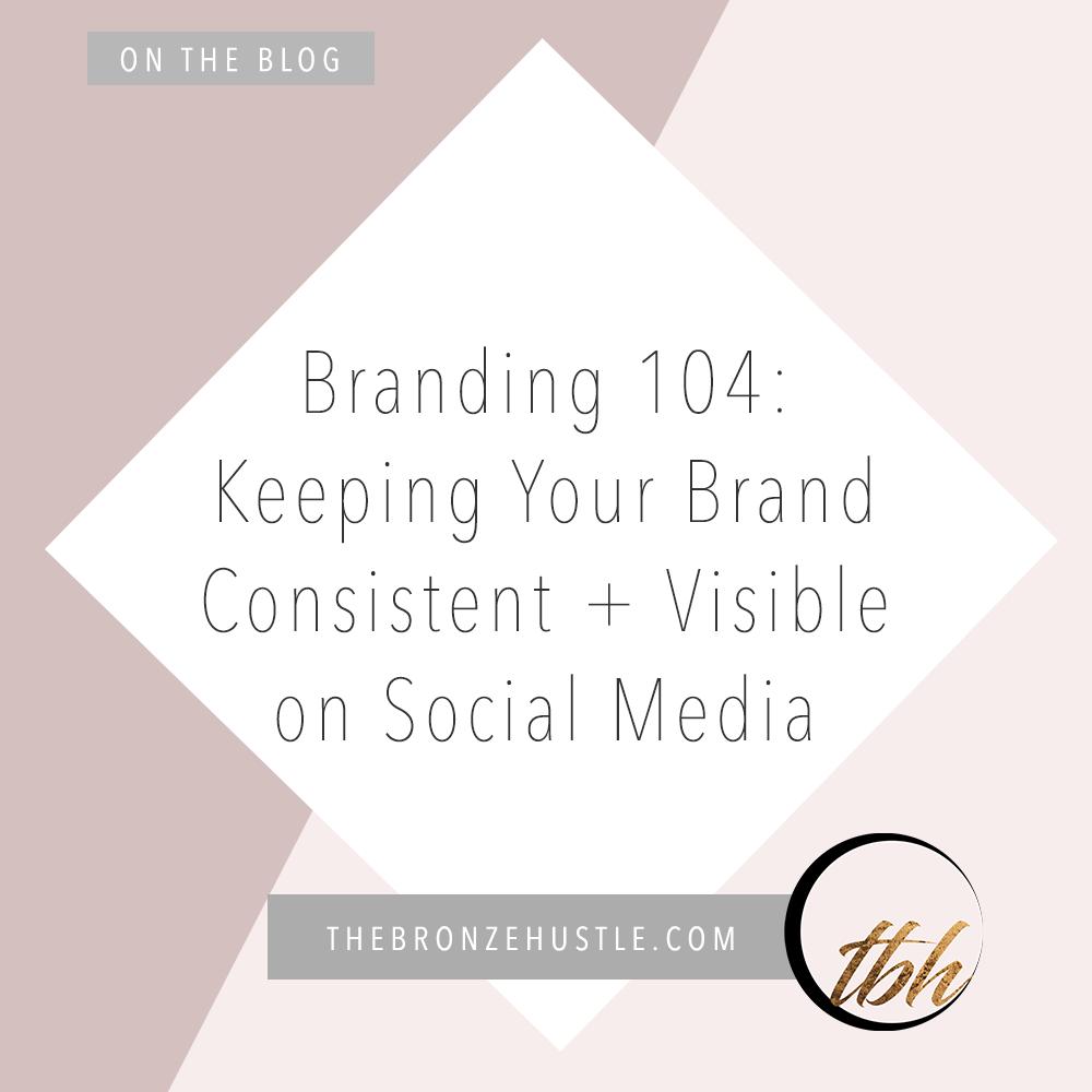branding and consistency on social media